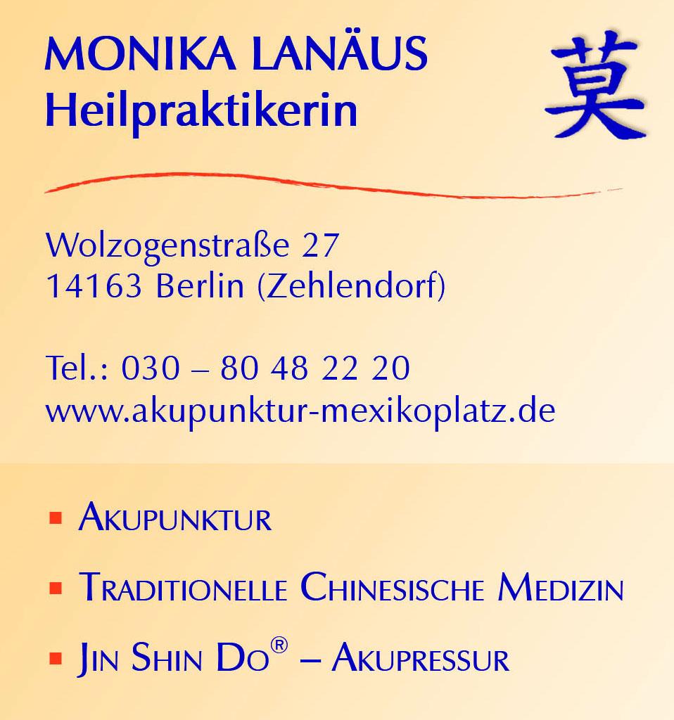 Heilpraktikerin In Zehlendorf